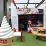 Ice Cream Eden on they Bay