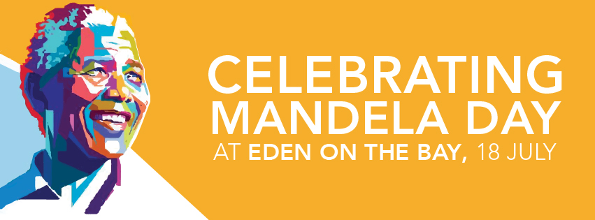 mandela day at eden on the bay