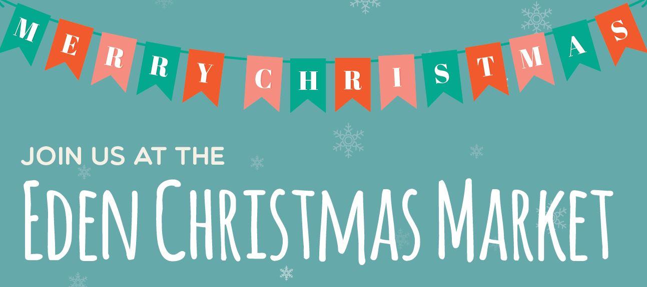 eden christmas market