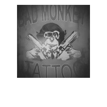 Bad Monkey Tattoo