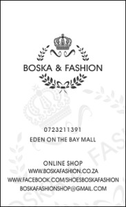 Boska Fashion Eden on the Bay